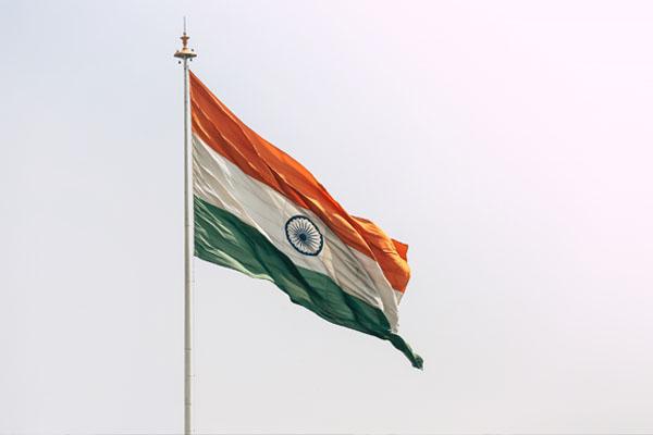 bandeira-da-india