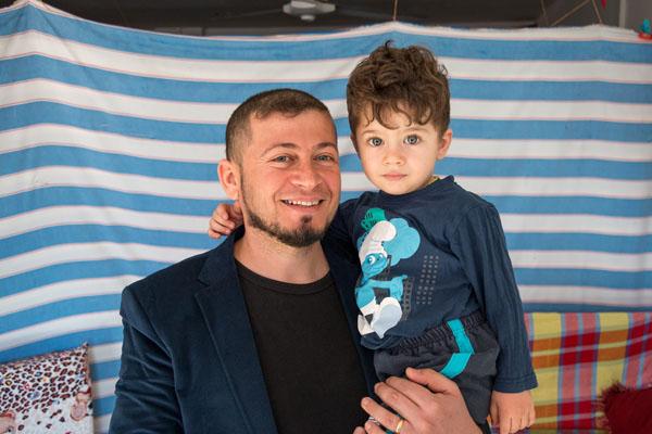 pai-e-filho-iraquianos